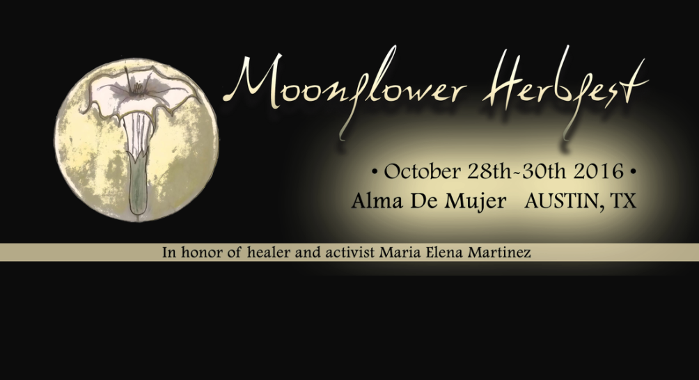 moonflower herbfest
